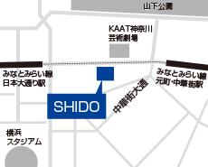 横浜事業所マップ
